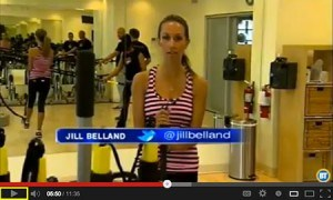BReakfast City TV Jill with Neil H Jones and TRX training June 18th, 2013