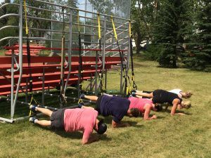 TRX Classes Calgary