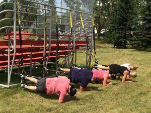 TRX Classes Calgary
