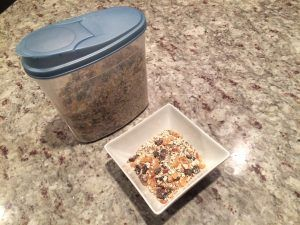 Homemade Muesli Cereal
